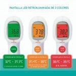 termometro 3 colores