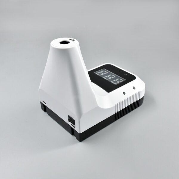 Termómetro infrarrojo de pared